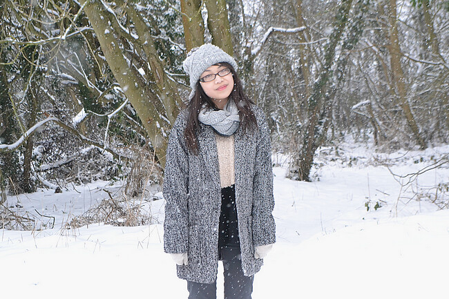 daisybutter - UK Style and Fashion Blog: what i wore, ootd, snow outfits, winter outfits, AW12, UK snow, yesstyle