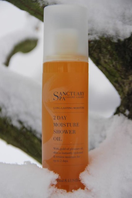 Sanctuary Spa 2 Day Moisture Shower Oil