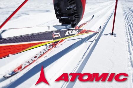 Atomic - lyže i boty jako pírko