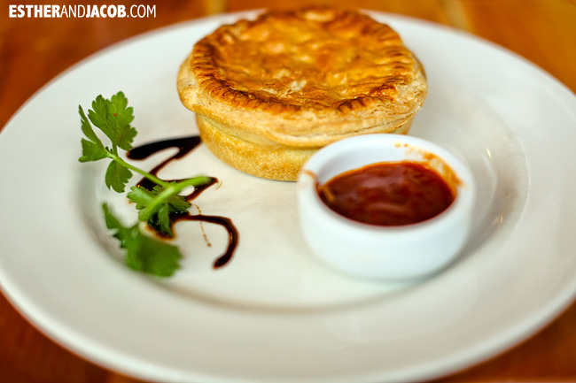 Best beef pie in South Island 48 hours in Christchurch | What to do in 2 days in Christchurch | Christchurch New Zealand Travel Photography