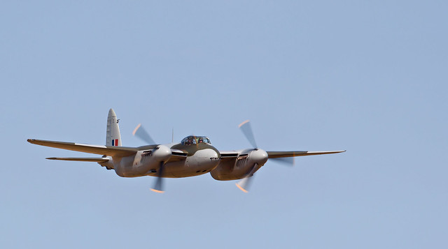 De Havilland 98 Mosquito F MK 26 KA114