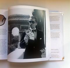 Karl Lagerfeld, Paris, 1983