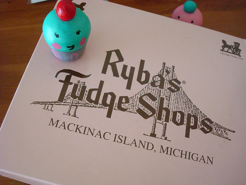 Ryba's Fudge - unopened