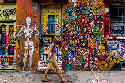 Pré Carnaval na Vila Madalena by kassá