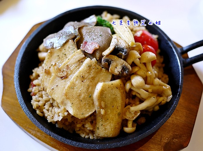 15 牛肝菌菇燉飯
