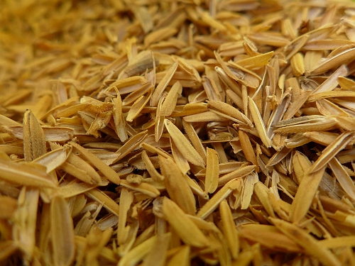 Rice Hull - Ipa ng Palay
