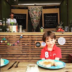 favorite lunch spot at the coolest #summer hangout in #Leiden