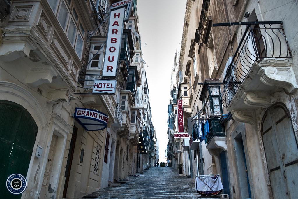 St. Ursula Street, Valletta