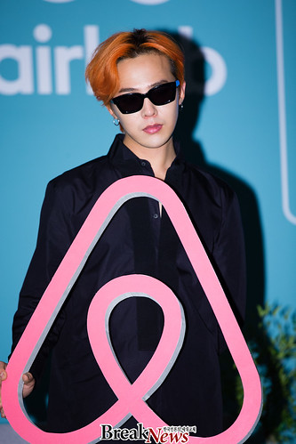 G-Dragon - Airbnb x G-Dragon - 20aug2015 - Breaknews - 10