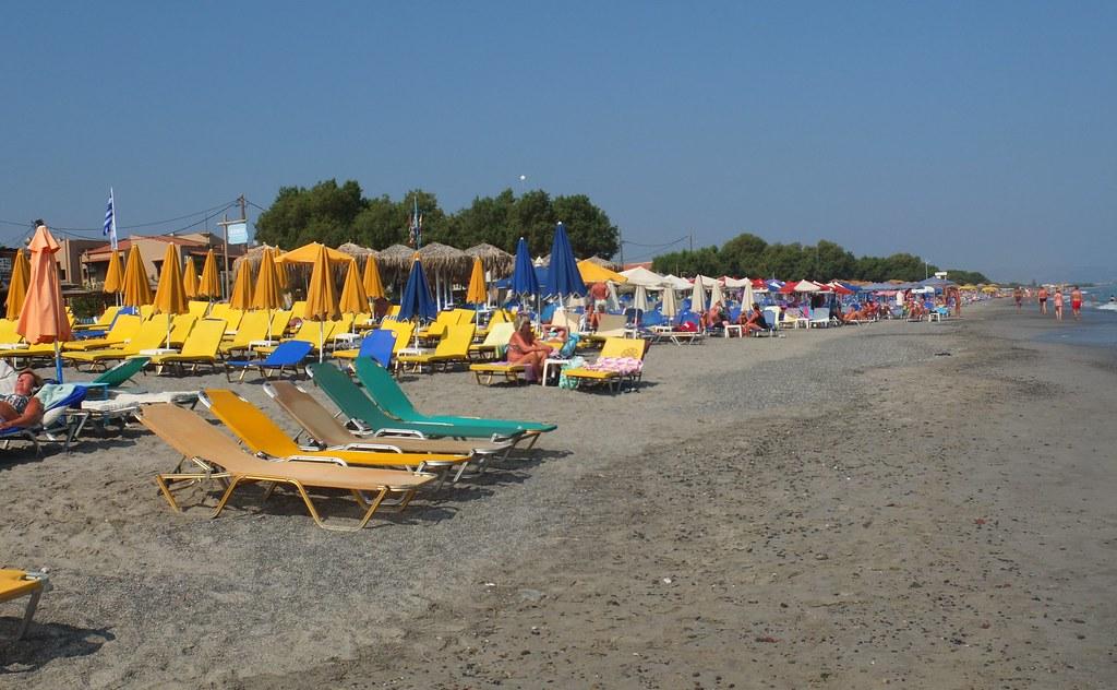 Praia Platanias