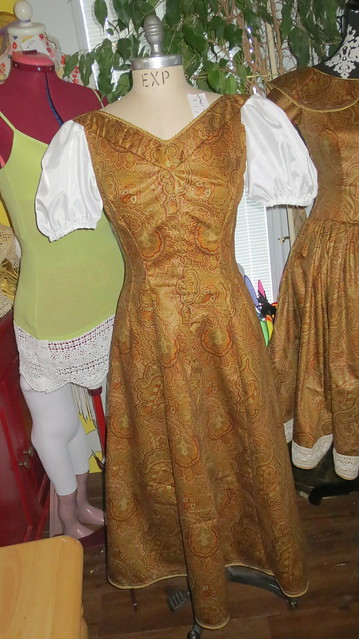 leisel's dress front