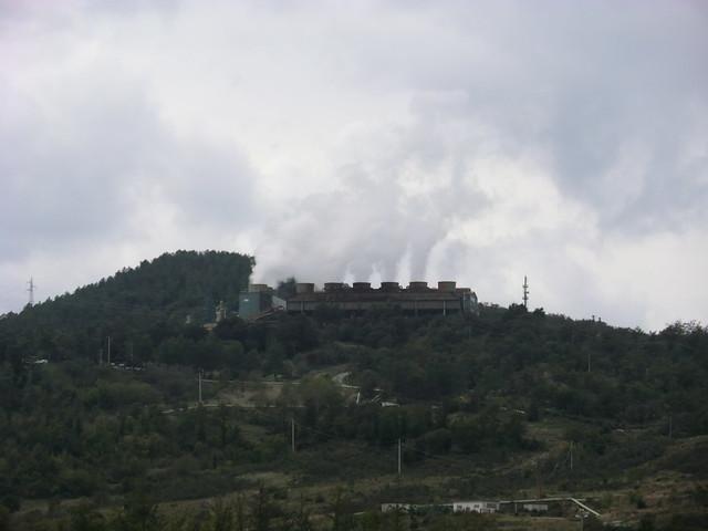 Erdwärme-Kraftwerk