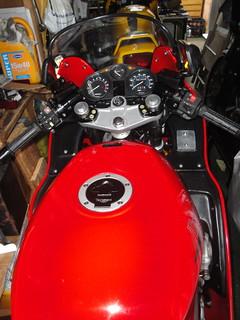 Trophy cockpit