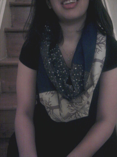 3 in 1 infinity Scarf