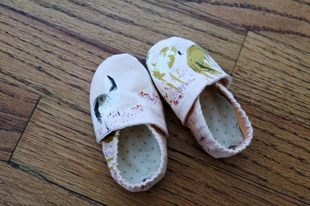 Horsie Baby Shoes