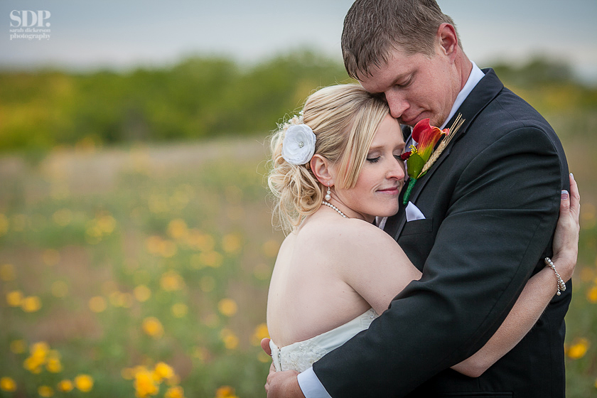 Kansas farm wedding photos