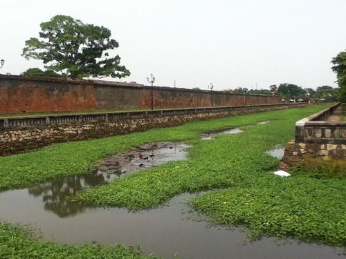 越南顺化皇城