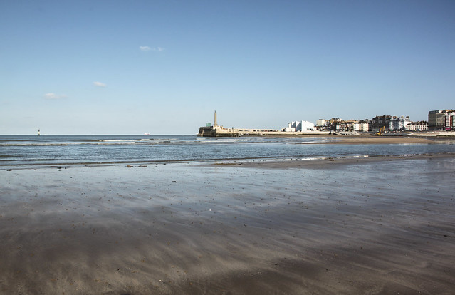 Margate coast