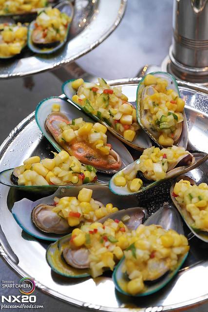 ritz carlton mussels