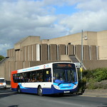 Stagecoach 28612 in Rotherham