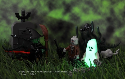LEAKs レゴ モンスターファイター Collectable Minifigures Set 画像レビュー by ...