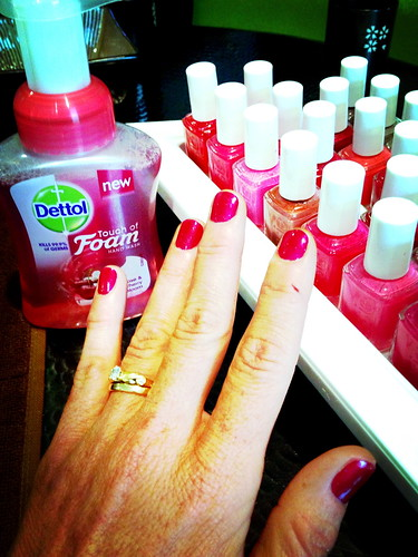 Dettol Touch of Foam Hand Wash