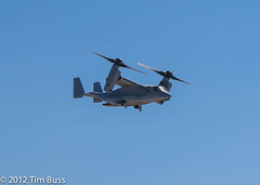 aircraft, tiltrotor, aviation, rotorcraft, military aircraft, bell boeing v-22 osprey, vehicle, flight, air force, air show,