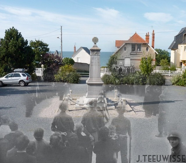 Ghosts of war - France; Remember