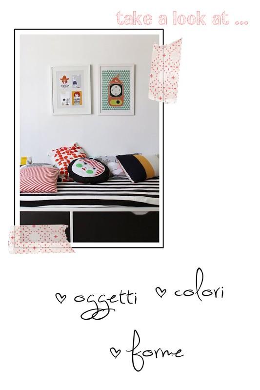 appunto#4 cozy room