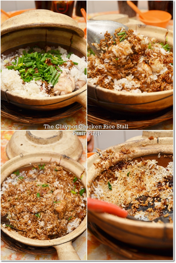 Pasir Pinji Claypot Chicken Rice