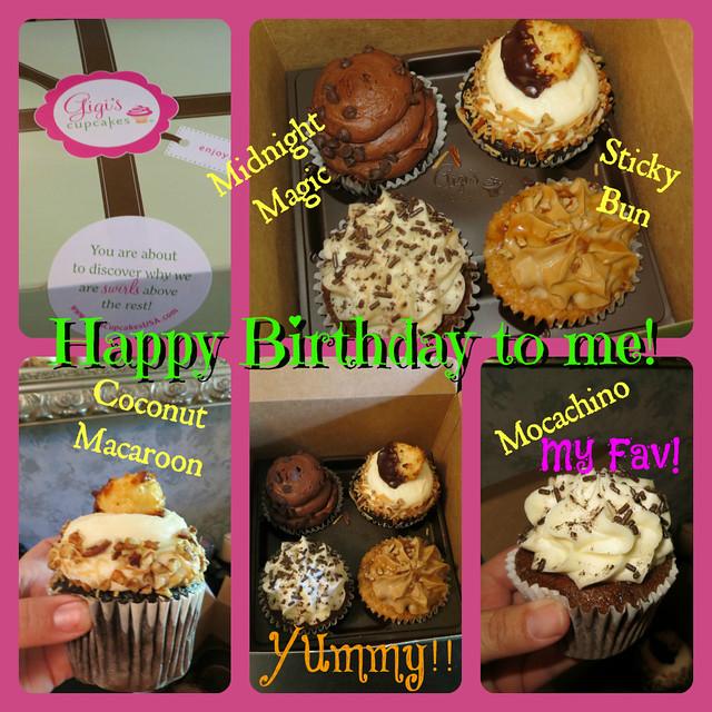 Gi Gi's Cupcakes - Yummy!!