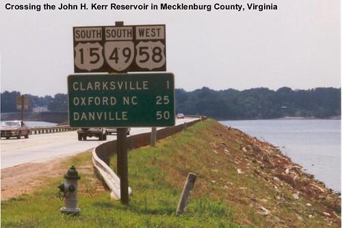 Mecklenburg County VA