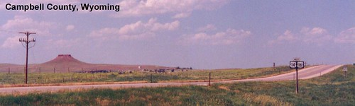 Campbell County WY