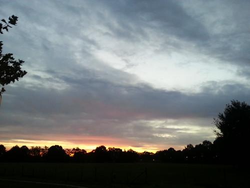 sunrise zoo herfst lucht drenthe 2012 emmen assen noorderdierenpark dierentuin najaar zonsopkomst schieven anreep assenoost samsunggalaxys3 flickrandroidapp:filter=none luvhten