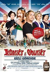 Asteriks ve Oburiks Gizli Görevde - Asterix et Obelix: Au Service de Sa Majeste (2012)