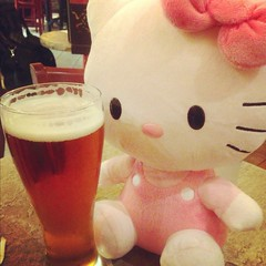 Hello Kitty Beer Brand