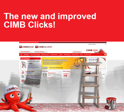 CIMB Click Offline 19th October 2012