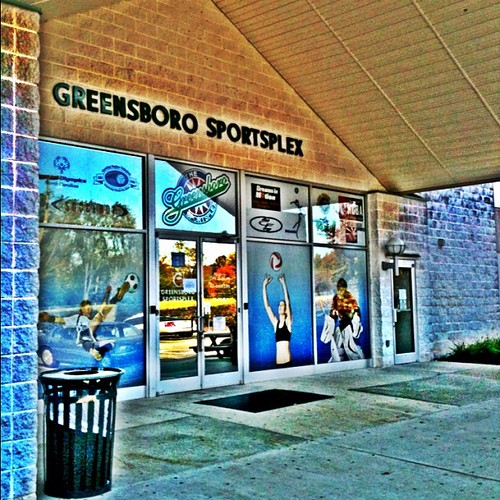 Greensboro Sportsplex by Greensboro NC