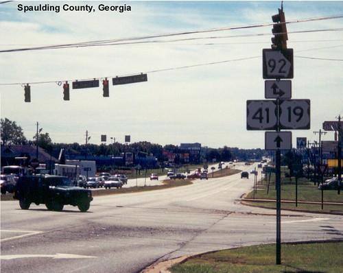 Spalding County GA