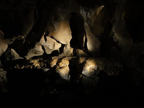 Marble Arch Cave Scene