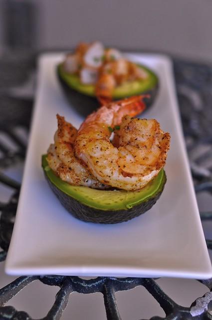 Shrimp Stuffed Avocado   Shrimp Stuffed Avocado   Flickr - Photo ...