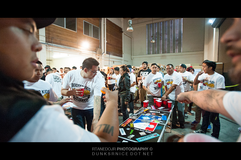 Booger Kids 2nd Annual Party Cup 10.20.12