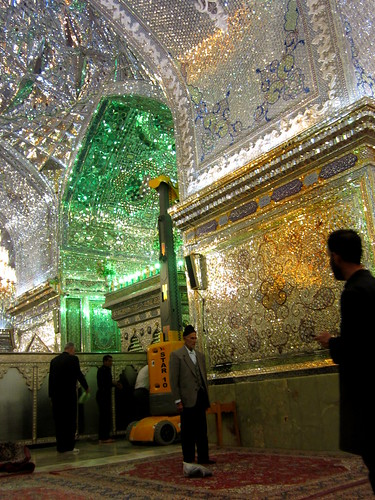 Shiraz, Shah-e Cheragh Shrine