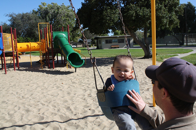 Claremont Park Salinas