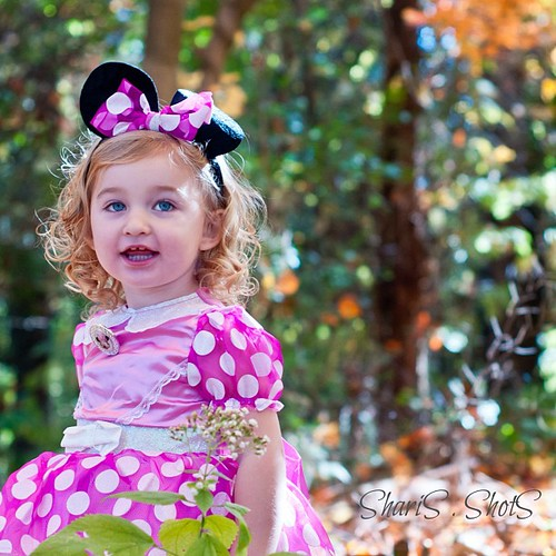 Fall Frolic. #girl #autumn #fall #instagood #instagood_lawrenceburg_indiana #enjoyingthesmallthings #minniemouse