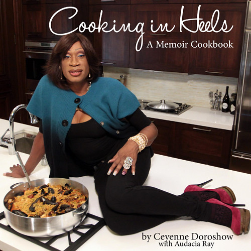 cover of Cooking in Heels