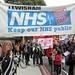 Lewisham NHS campaigners