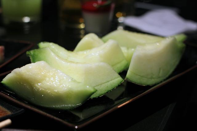 Top quality melon