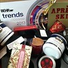 Just got these goodies from @BehrPaint - loving their 2013 #ColorTrends - enter their #facebook #BehrTrends contest by 'liking' #BehrPaint FB Page!