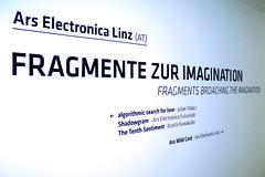 2012 - Ars Electronica @donumenta in Regensburg